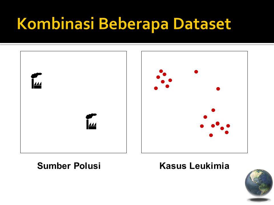 Kombinasi Beberapa Dataset