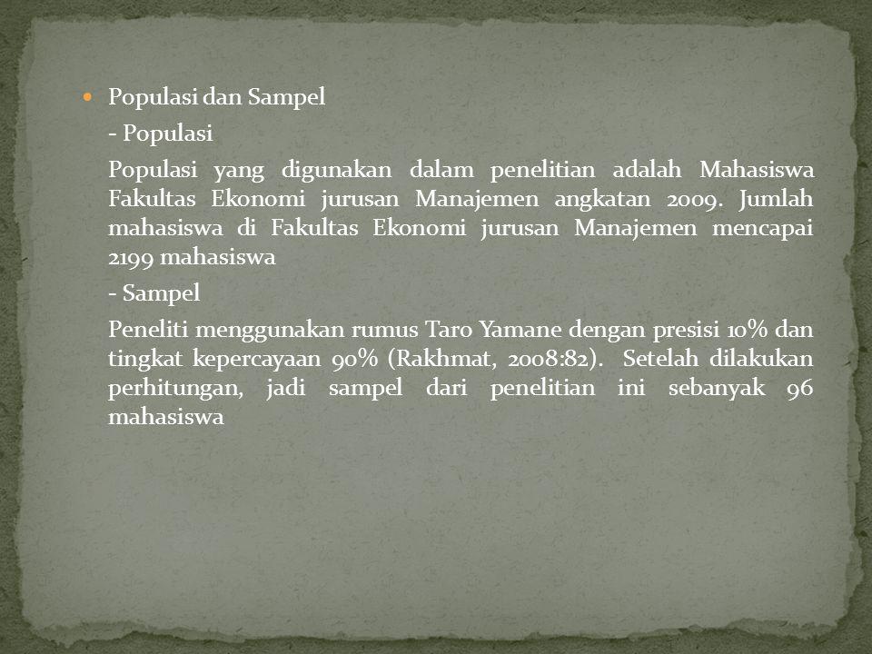 Populasi dan Sampel - Populasi.