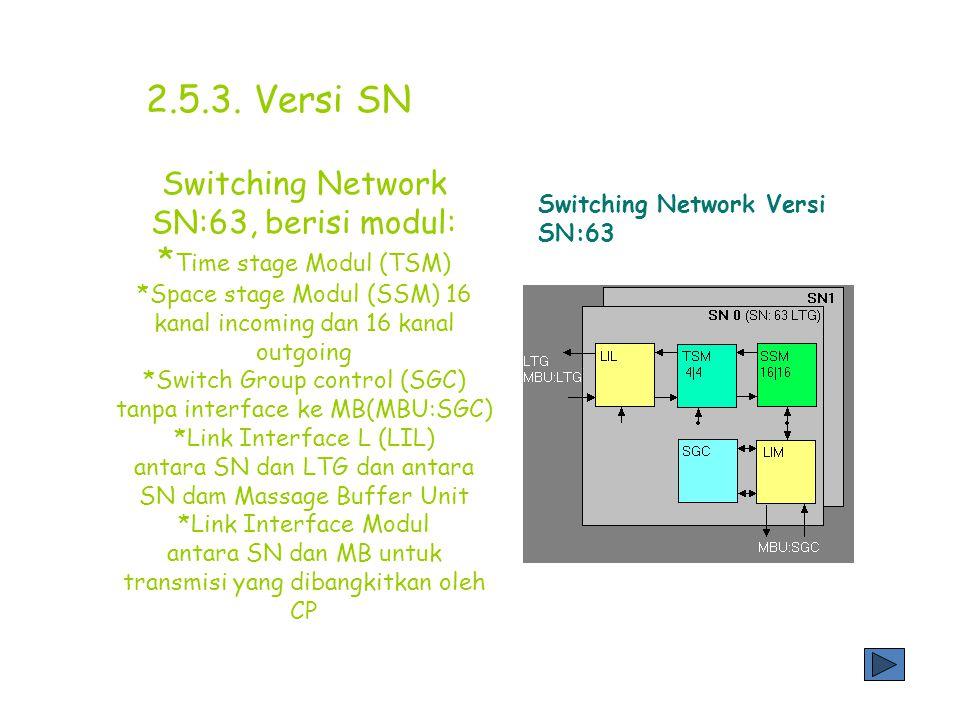 2.5.3. Versi SN