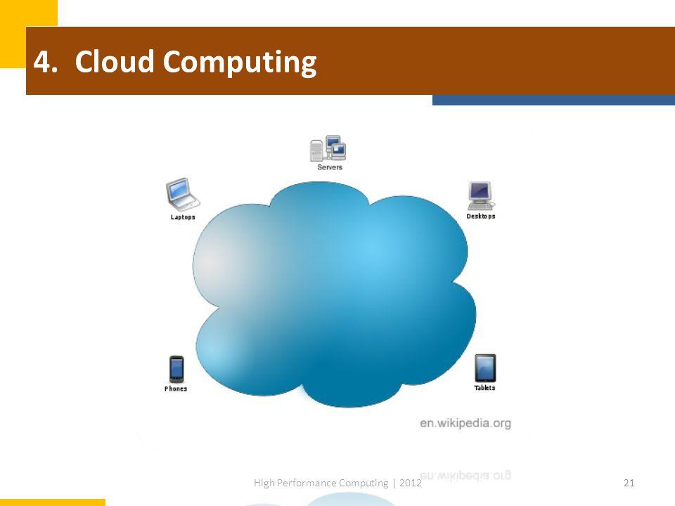 High Performance Computing | 2012
