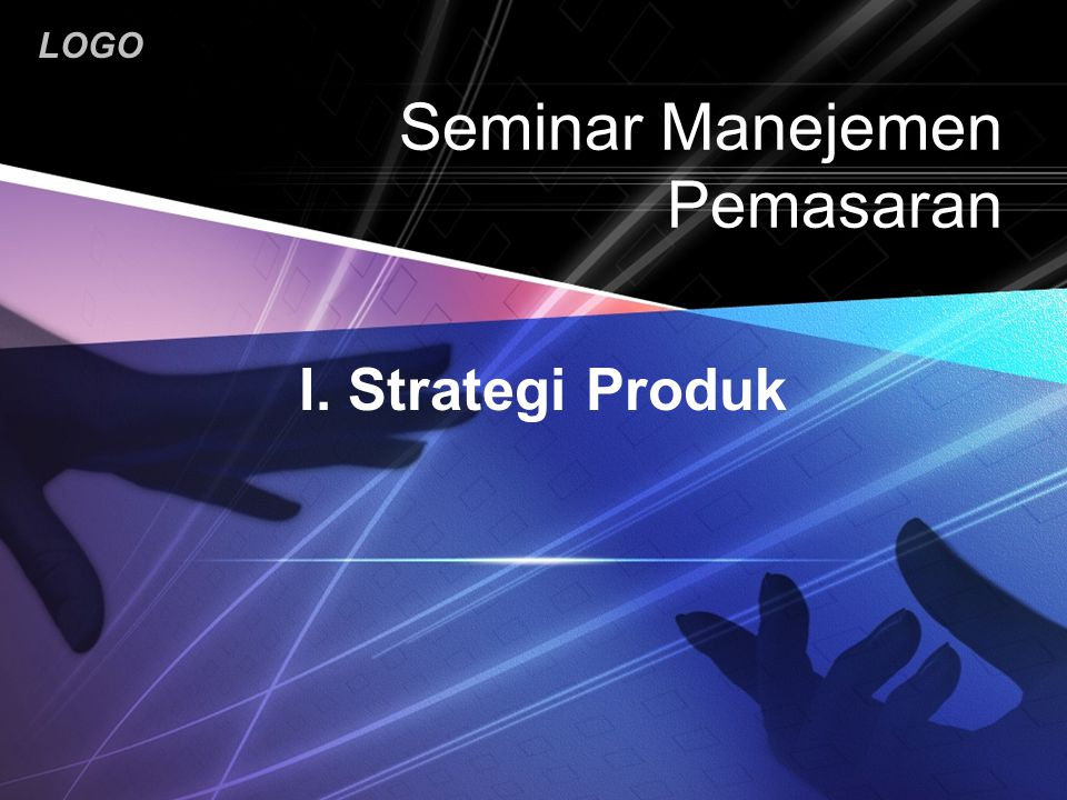 Seminar Manejemen Pemasaran