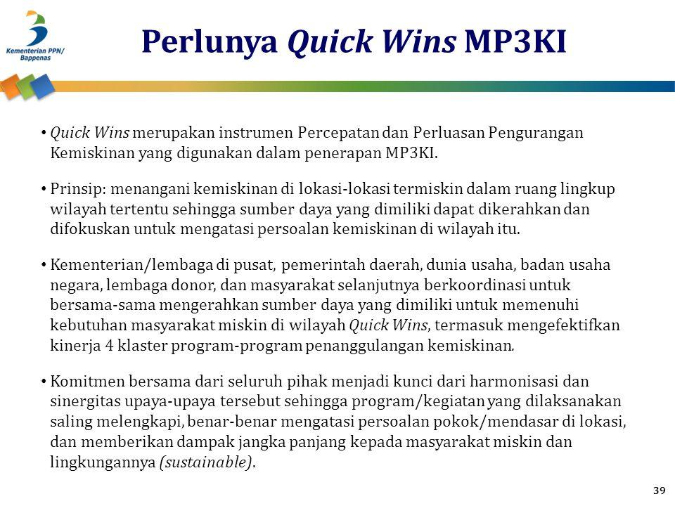 Perlunya Quick Wins MP3KI