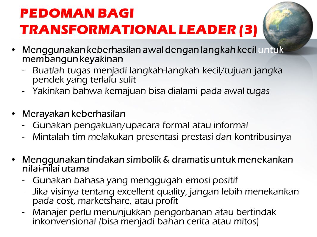 PEDOMAN BAGI TRANSFORMATIONAL LEADER (3)