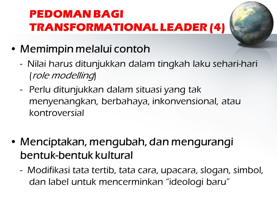 PEDOMAN BAGI TRANSFORMATIONAL LEADER (4)