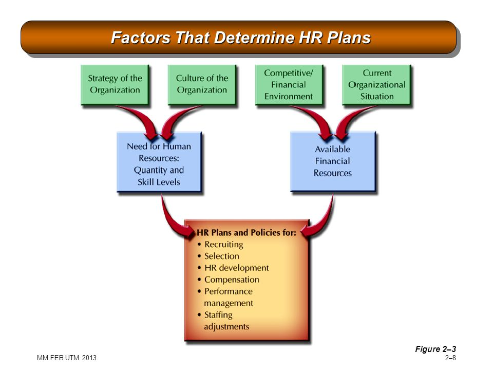 Factors That Determine HR Plans