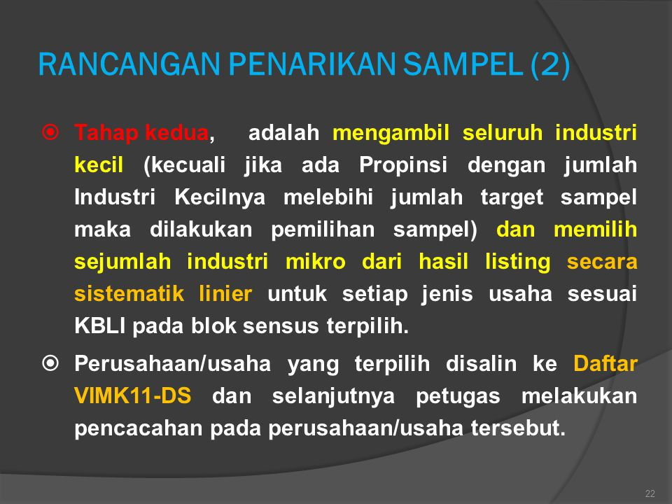 RANCANGAN PENARIKAN SAMPEL (2)