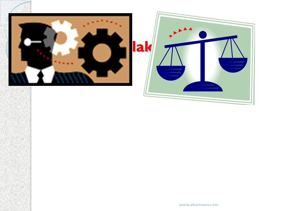 Etika & Perilaku Organisasi