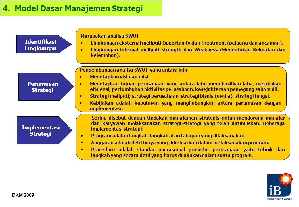 Identifikasi Lingkungan Implementasi Strategi