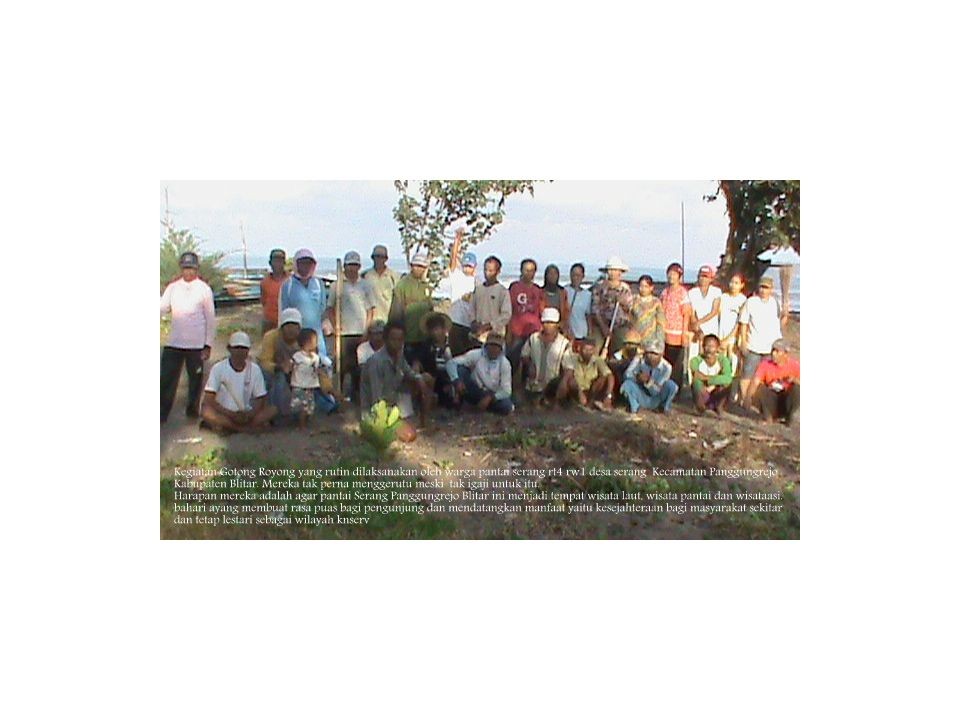 Pembinaan kelompok oleh DKP Kab Blitar