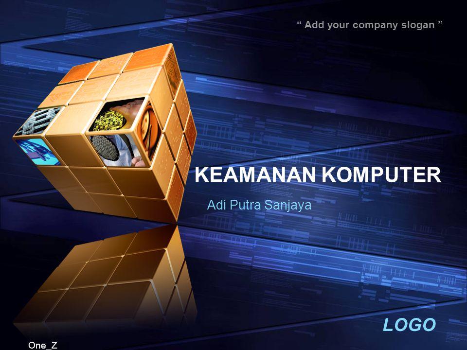 KEAMANAN KOMPUTER Adi Putra Sanjaya One_Z