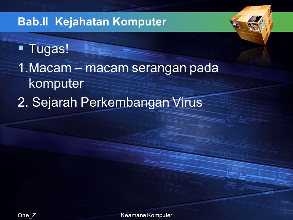 Bab.II Kejahatan Komputer