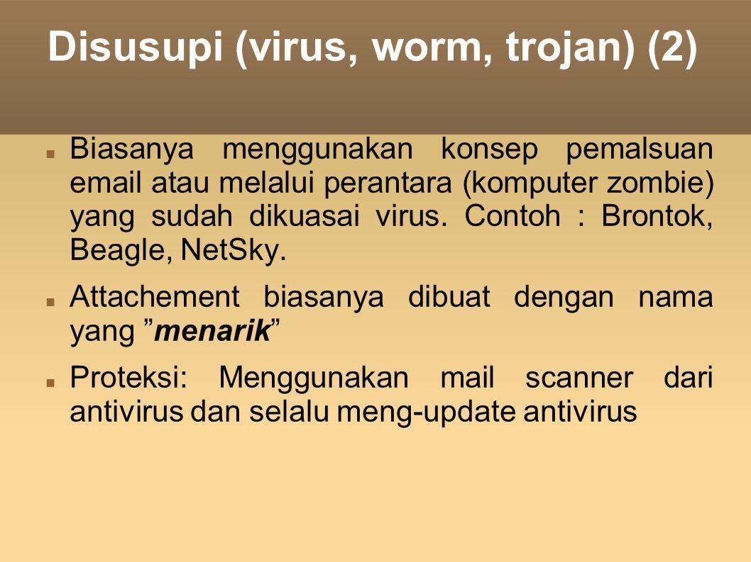 Disusupi (virus, worm, trojan) (2)
