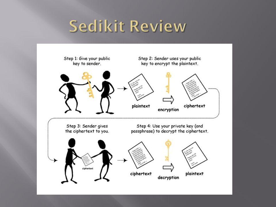 Sedikit Review