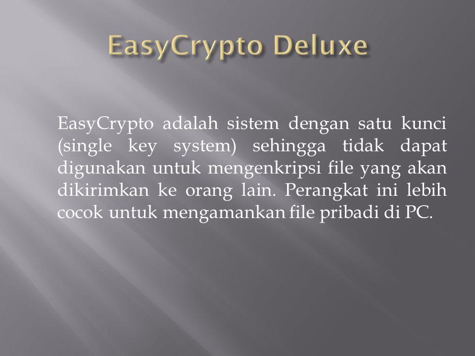 EasyCrypto Deluxe