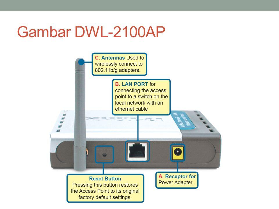 Gambar DWL-2100AP