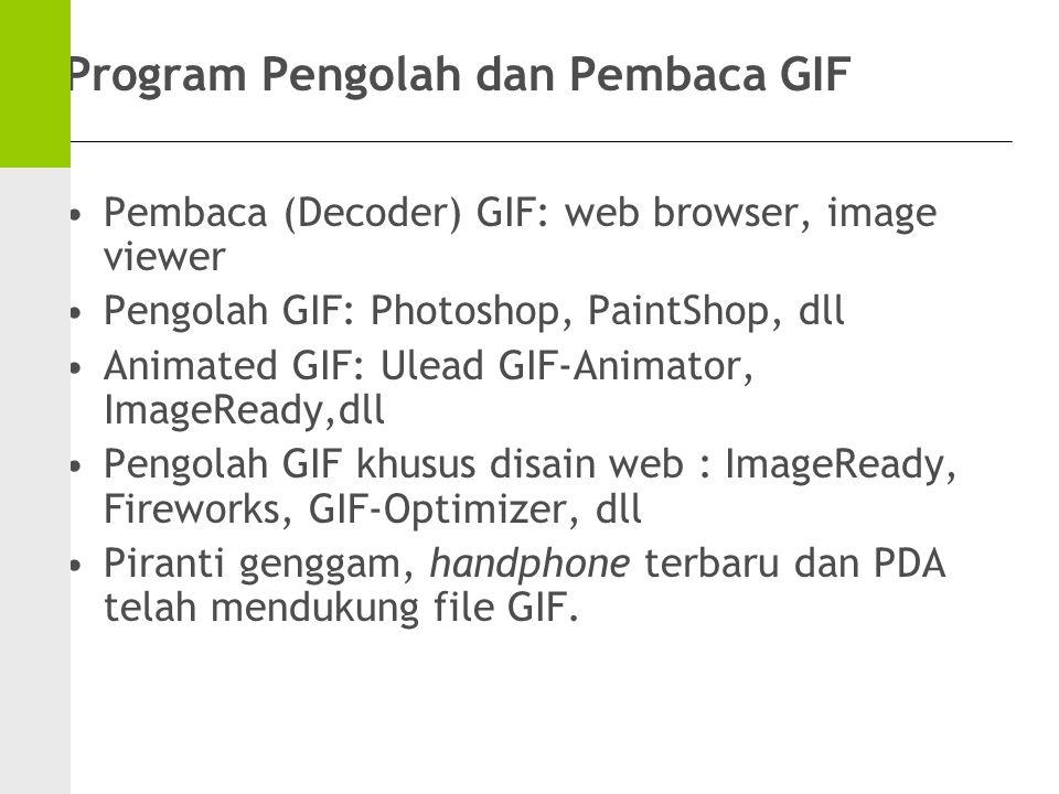Program Pengolah dan Pembaca GIF