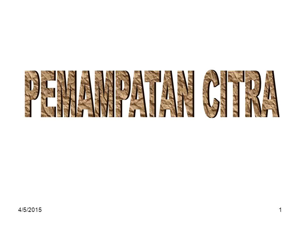 PEMAMPATAN CITRA 4/9/2017