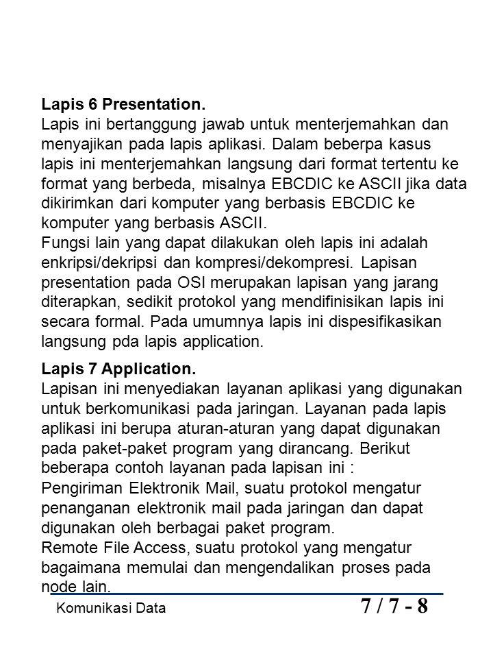 Lapis 6 Presentation.