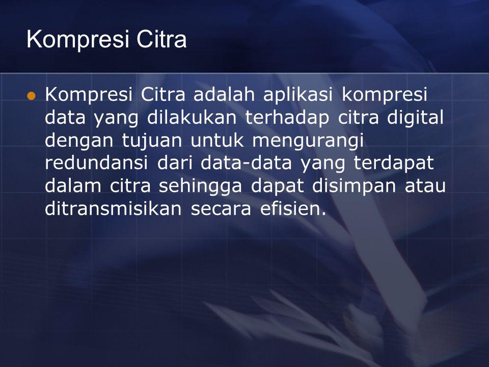 Kompresi Citra