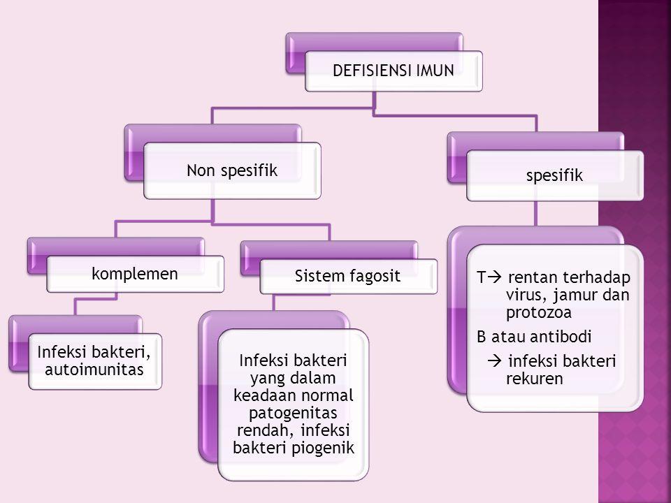 Infeksi bakteri, autoimunitas