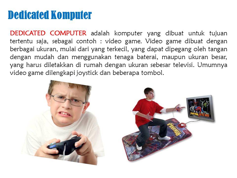 Dedicated Komputer