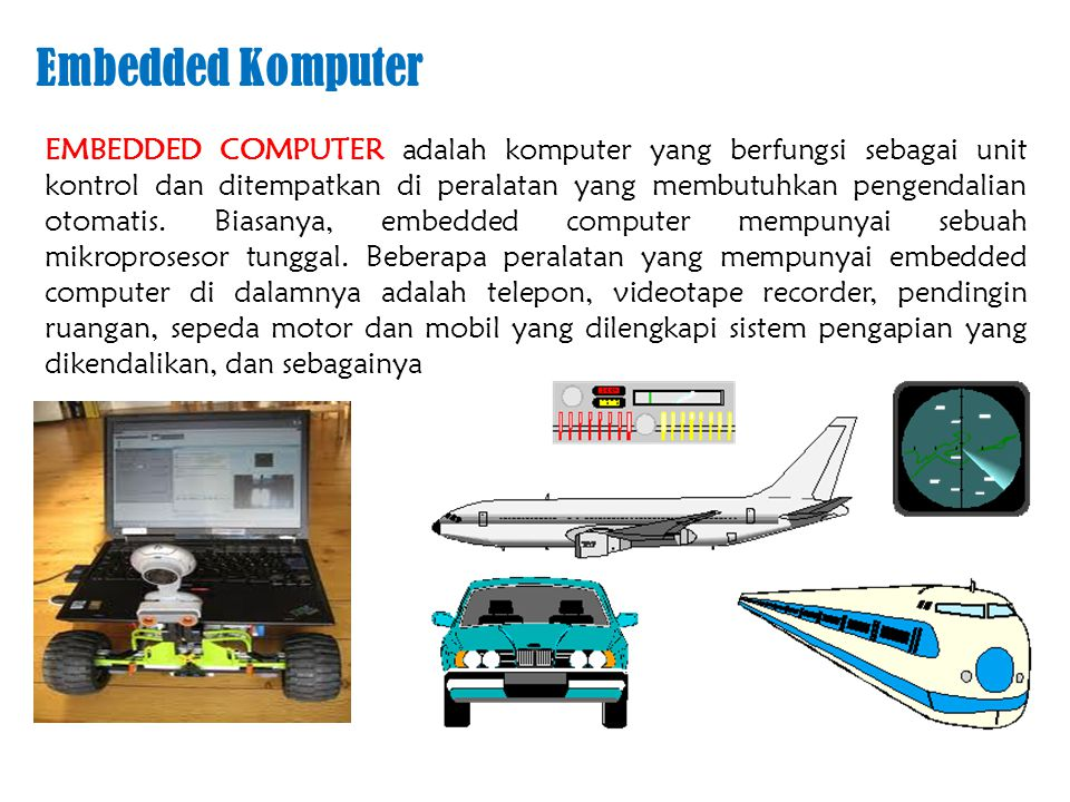 Embedded Komputer