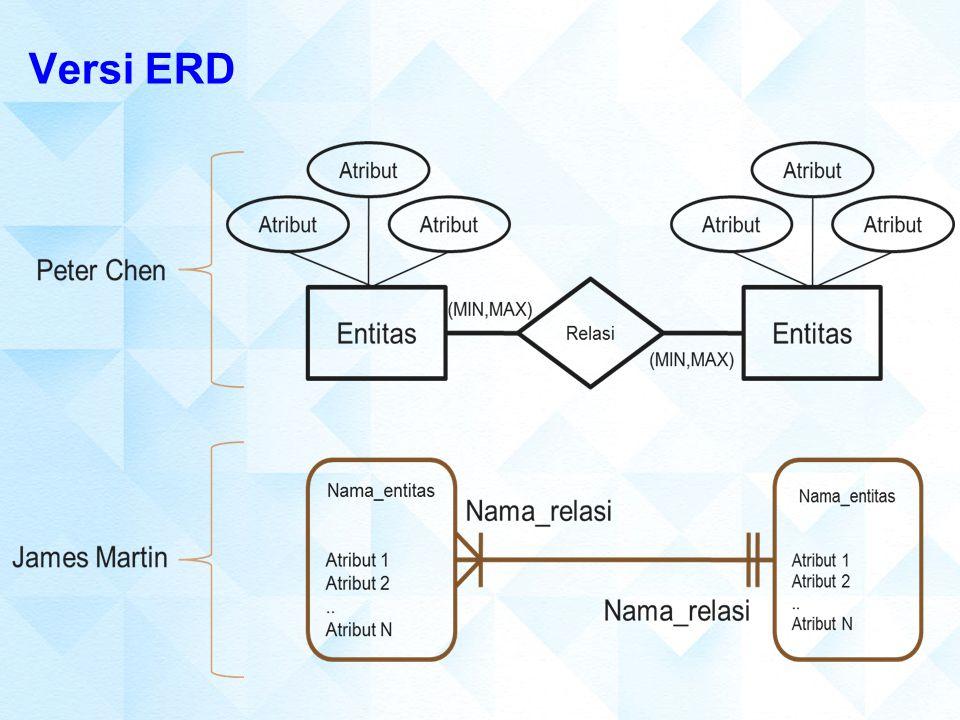 Versi ERD