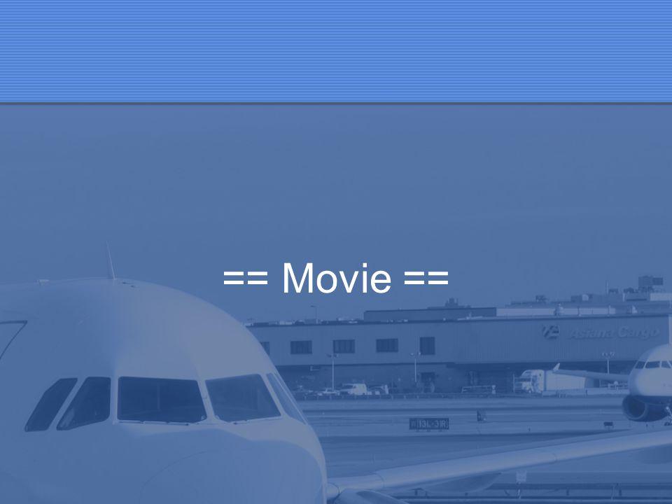 == Movie ==