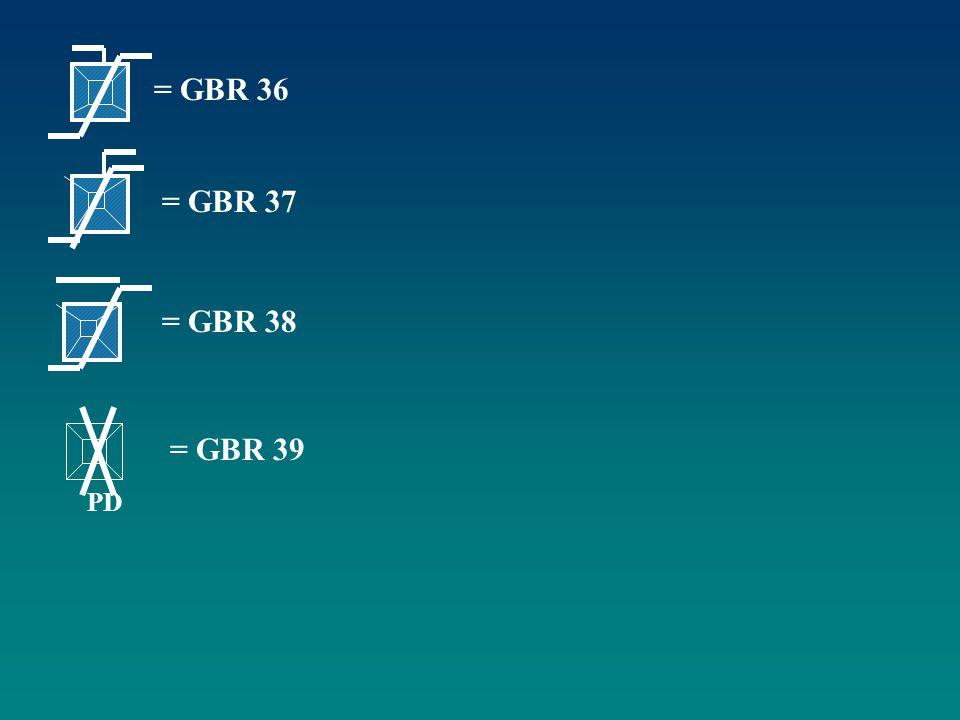 = GBR 36 = GBR 37 = GBR 38 = GBR 39 PD