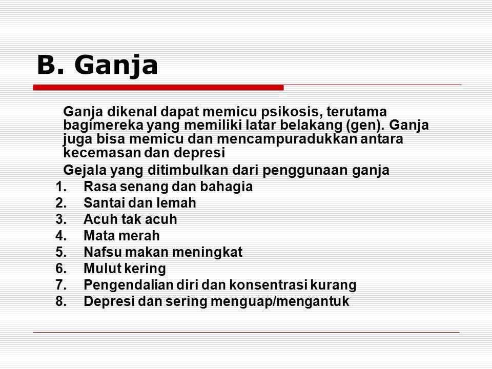 B. Ganja