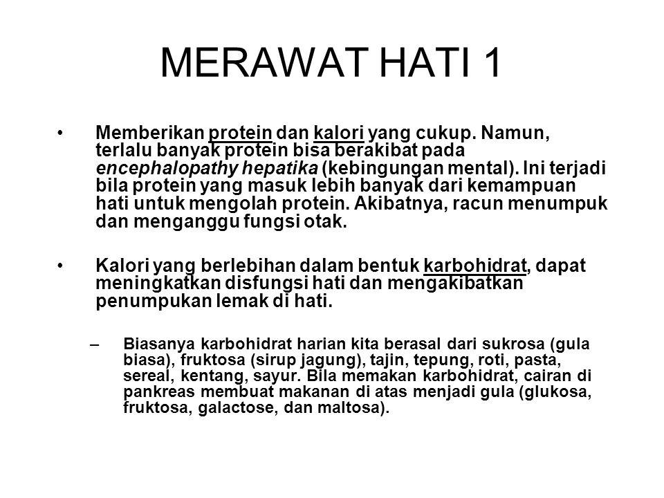 MERAWAT HATI 1
