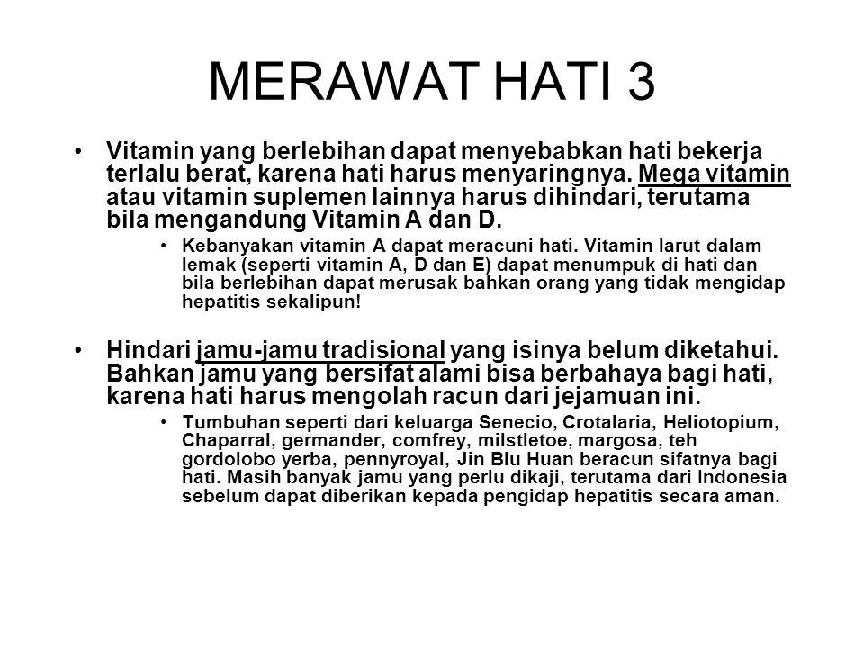 MERAWAT HATI 3