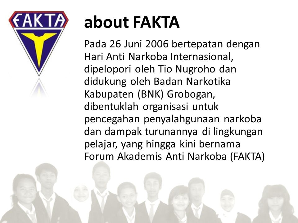 about FAKTA