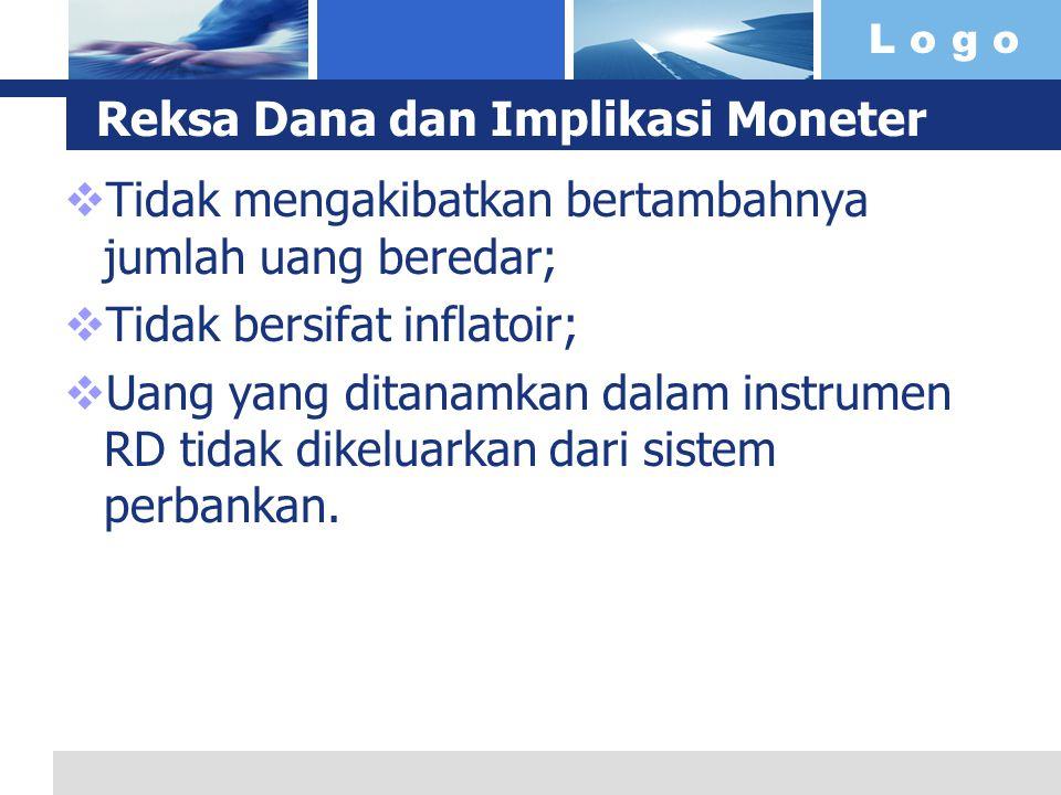 Reksa Dana dan Implikasi Moneter