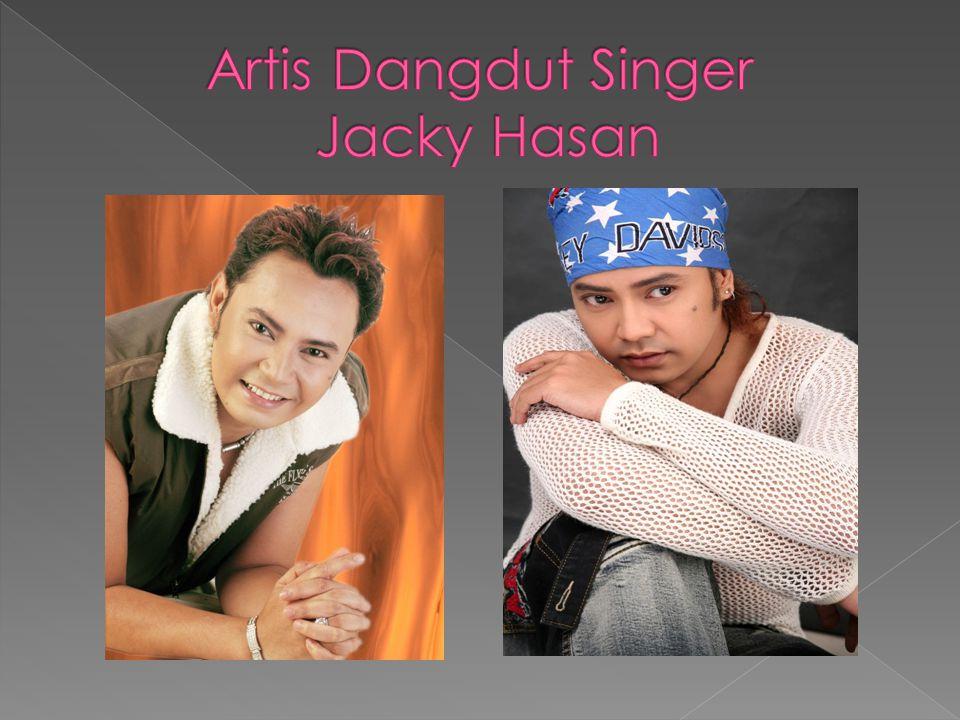 Artis Dangdut Singer Jacky Hasan