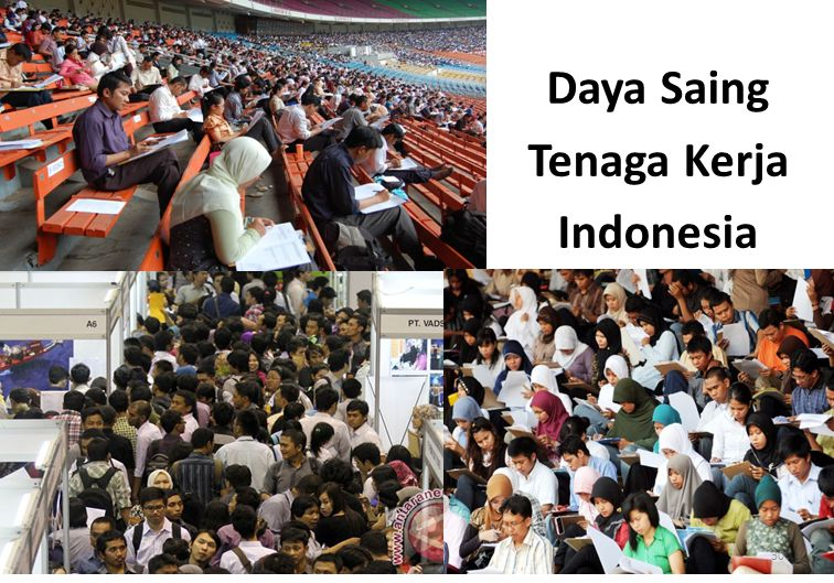 Daya Saing Tenaga Kerja Indonesia