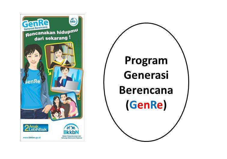 Program Generasi Berencana (GenRe)