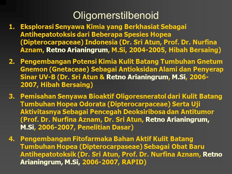 Oligomerstilbenoid