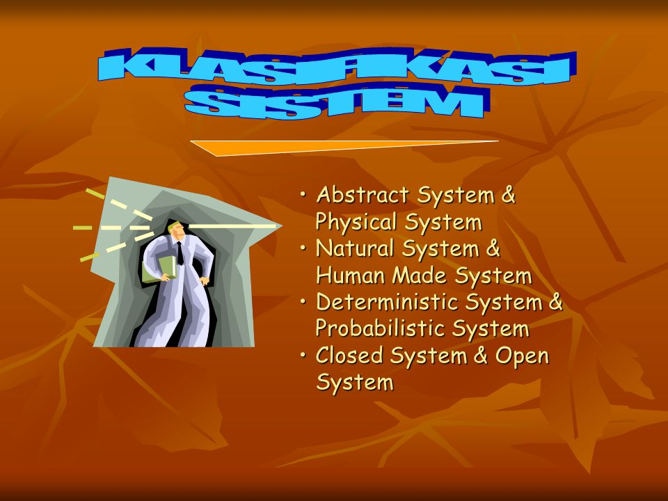 Abstract System & Physical System