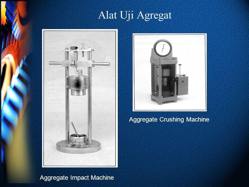 Alat Uji Agregat Aggregate Crushing Machine Aggregate Impact Machine
