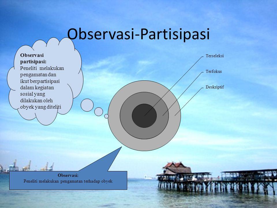 Observasi-Partisipasi