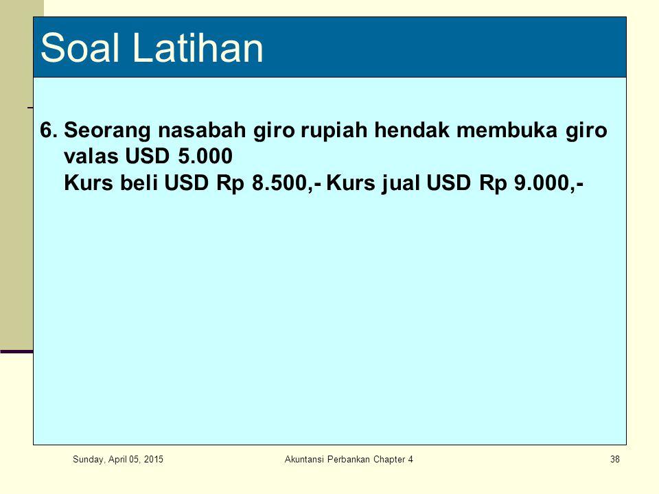 Akuntansi Perbankan Chapter 4