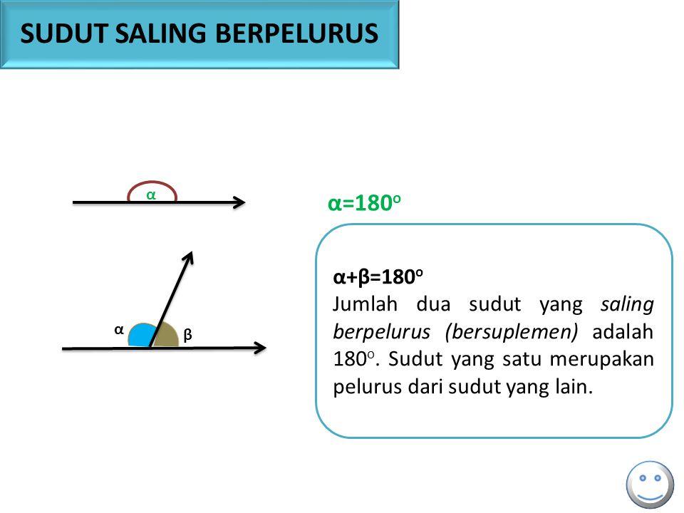 SUDUT SALING BERPELURUS