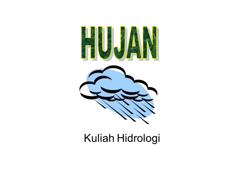 HUJAN Kuliah Hidrologi