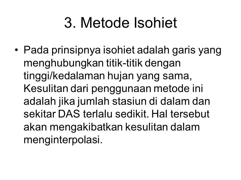 3. Metode Isohiet