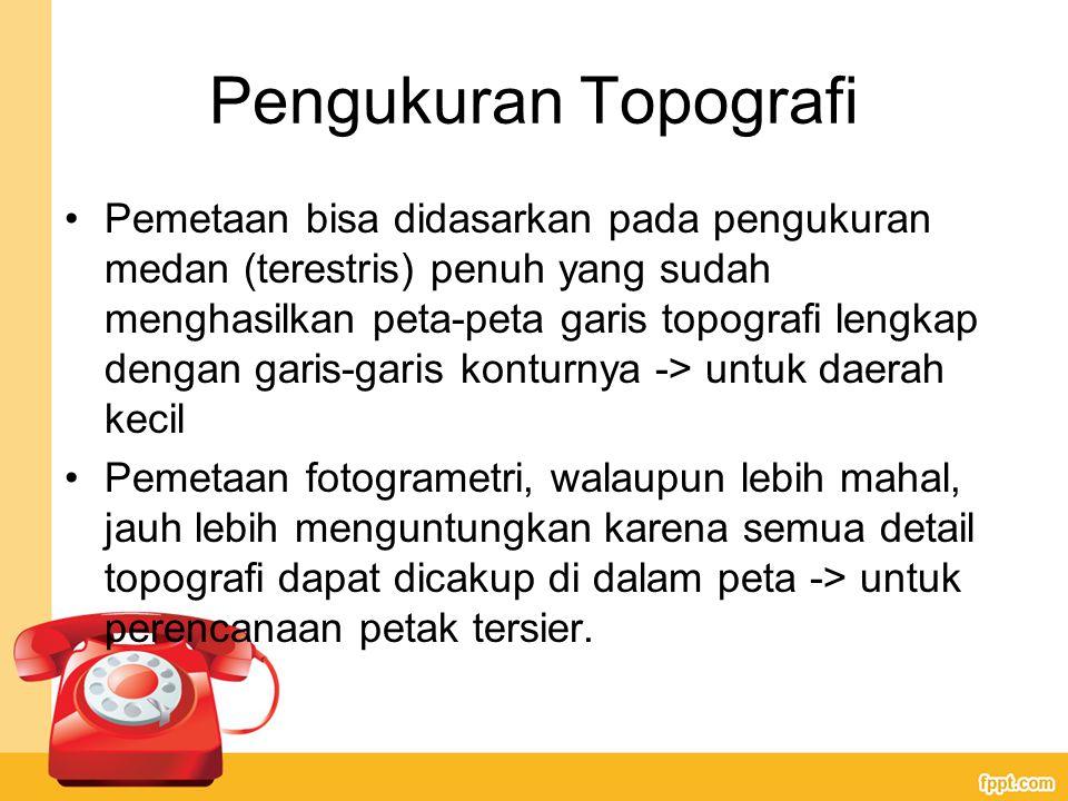 Pengukuran Topografi