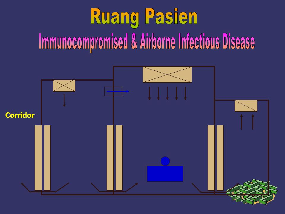 Immunocompromised & Airborne Infectious Disease