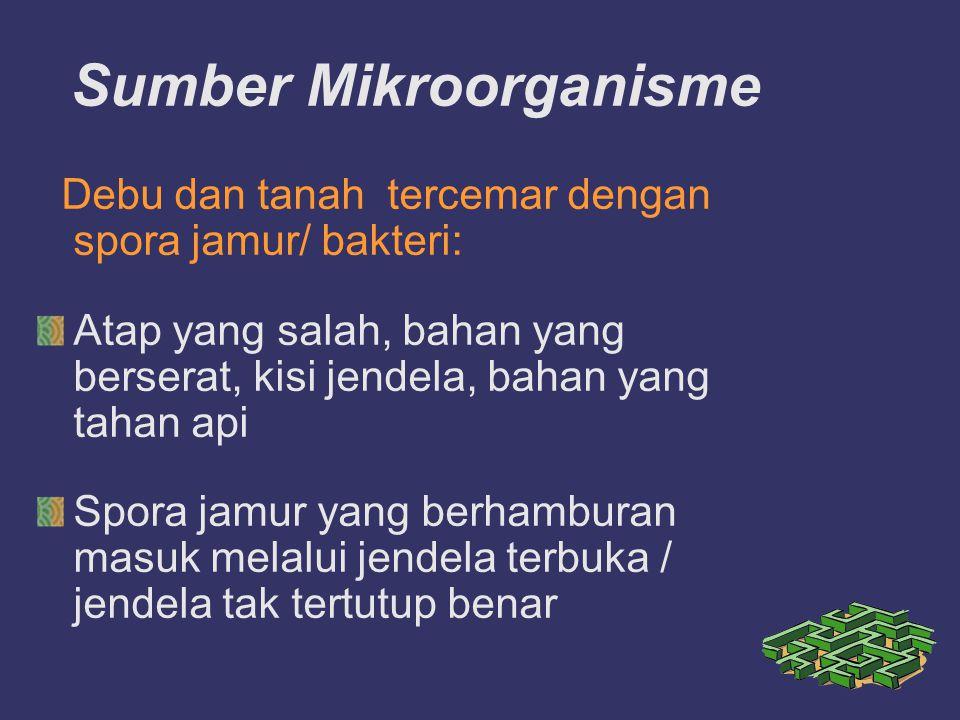 Sumber Mikroorganisme