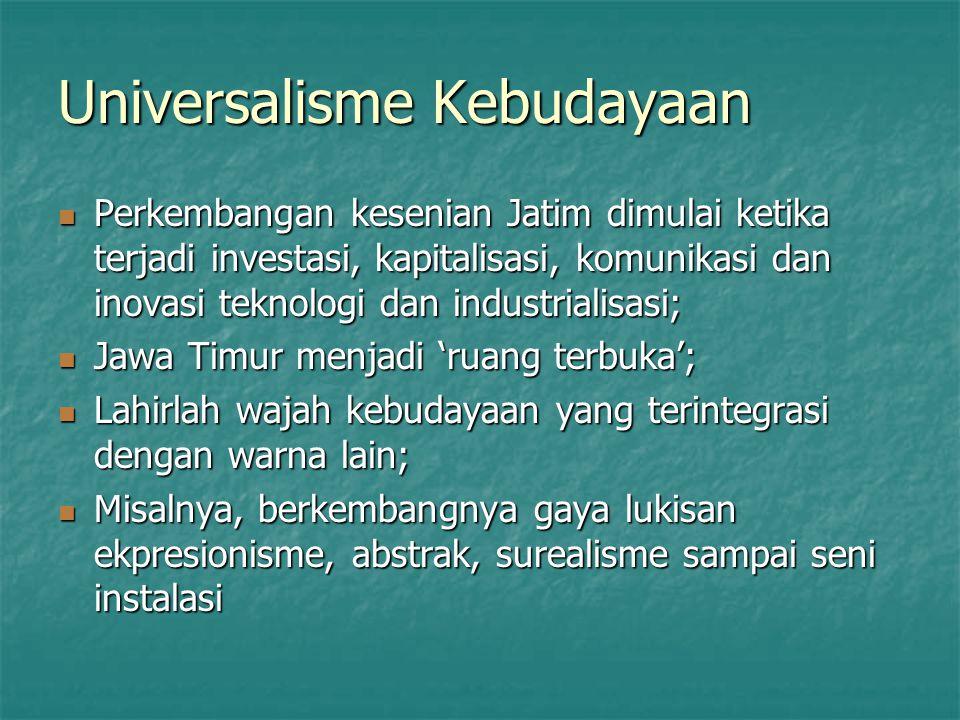 Universalisme Kebudayaan