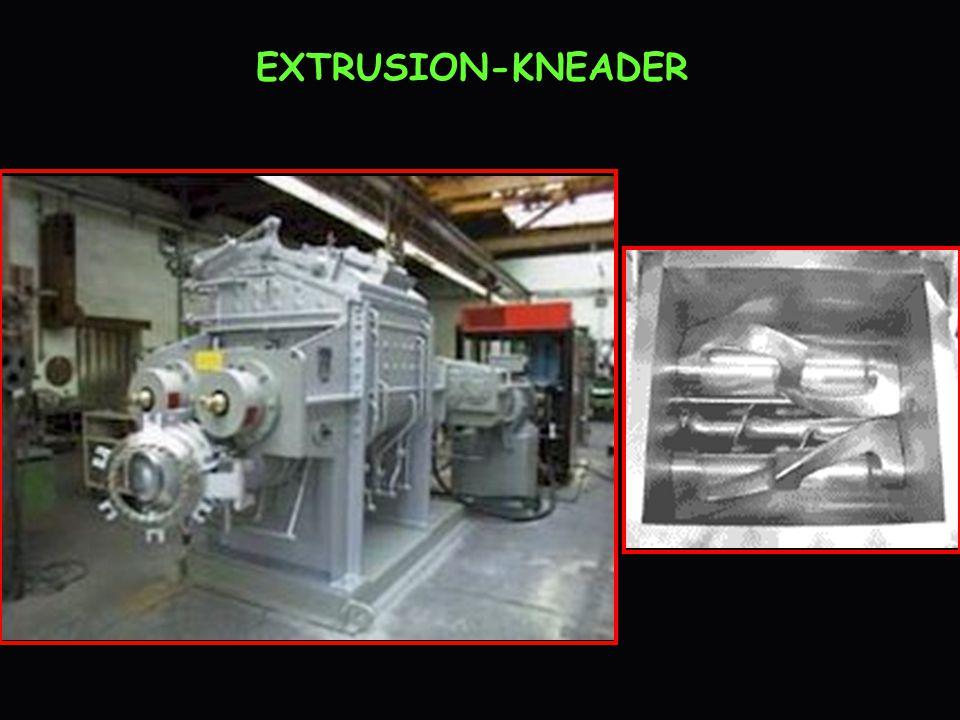 EXTRUSION-KNEADER